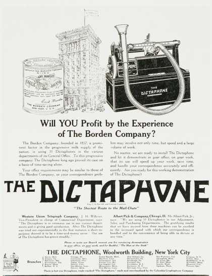 The Dictaphone