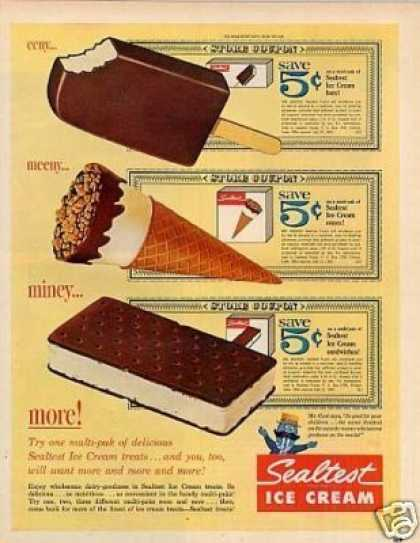 Sealtest Ice Cream (1965)