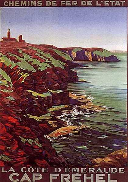 Cap Frehel by Louis Houpin (1930)
