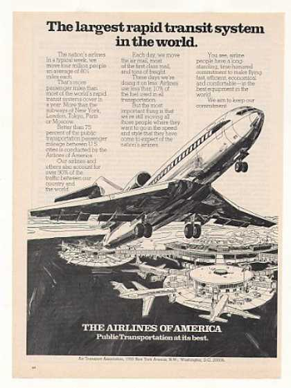 Airlines of America Air Transport Association (1974)