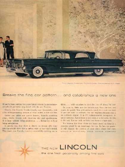 Ford's Lincoln (1958)