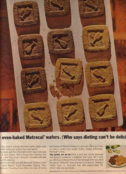 Metrecal's Wafers (1964)