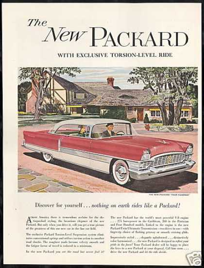 Packard 400 Four Hundred Vintage Car (1955)