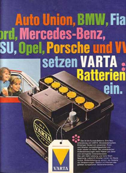 Varta's German (1968)