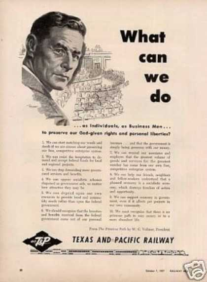 Texas & Pacific Railway (1957)