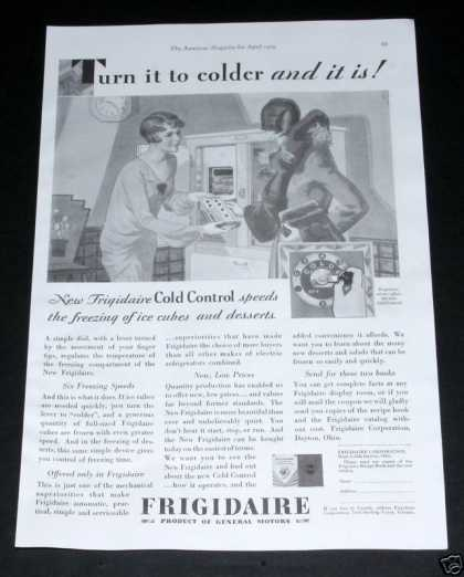 Frigidaire Frige, Flapper Girls (1929)