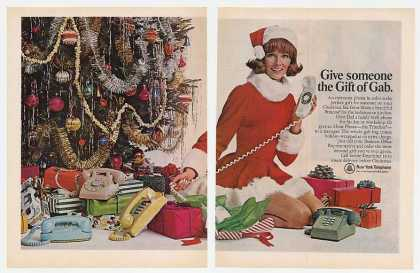 New York Telephone Gift of Gab Phones (1968)