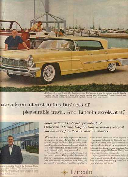 Ford's Lincoln (1959)