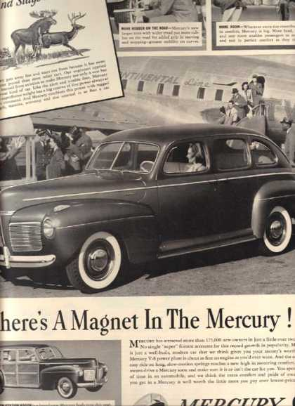 Ford's Mercury (1941)