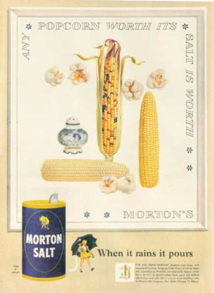 Morton Salt Corn (1954)