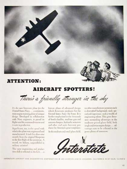 Interstate Aircraft (1943)