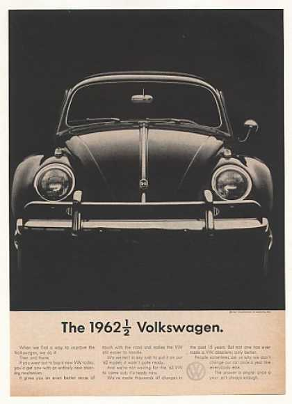 1/2 VW Volkswagen Beetle Bug (1962)