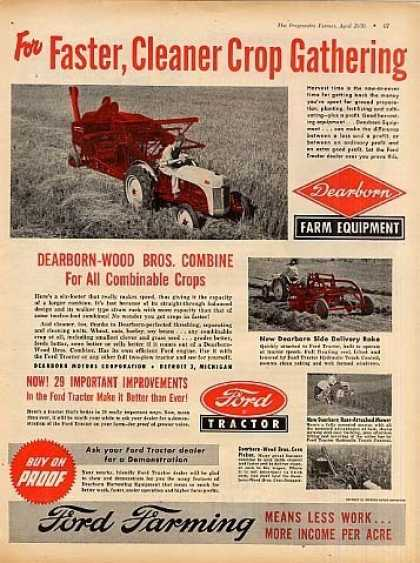 Ford Tractor (1950)