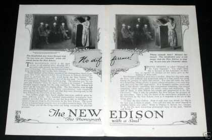 New Edison Phonograph (1919)