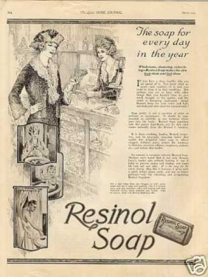 Resinol Soap (1923)