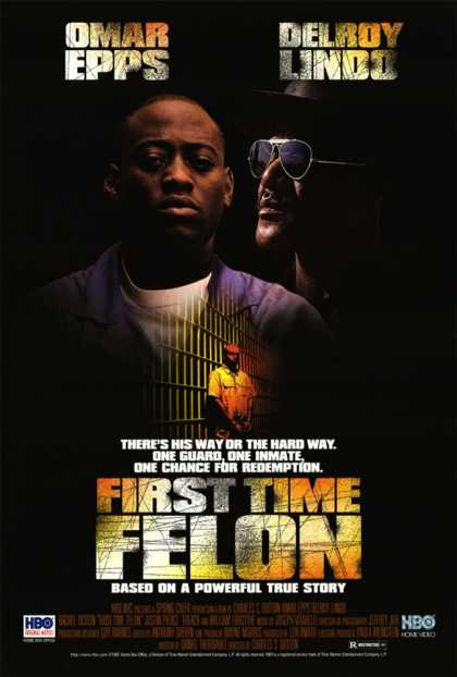 First Time Felon (1997)