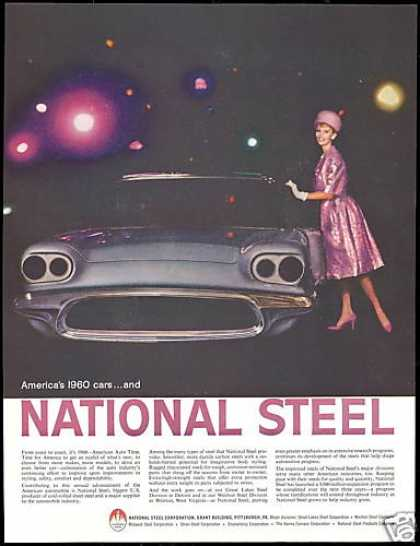 Ford Thunderbird Photo National Steel Vintage (1960)