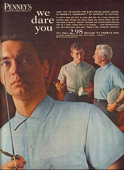 Penney&#8217;s Towncraft (1963)
