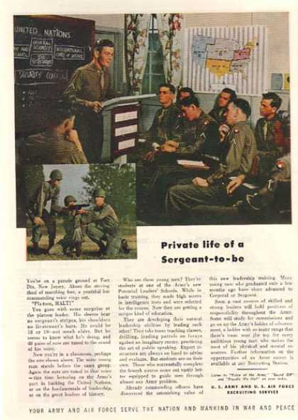 Army and Air Force (1948)