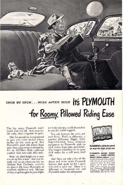 Chrysler's Plymouth (1948)