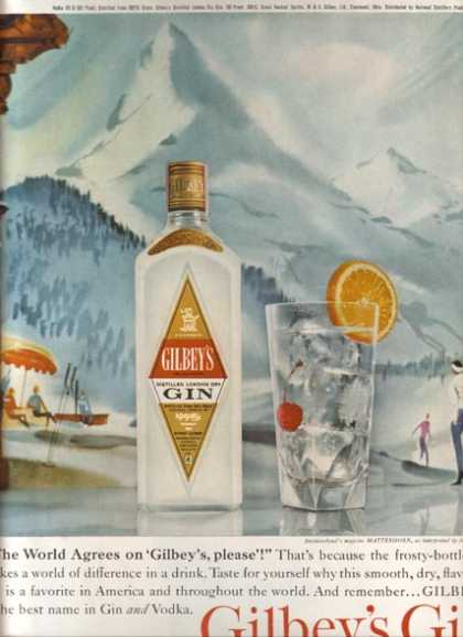 Gilbey's (1961)