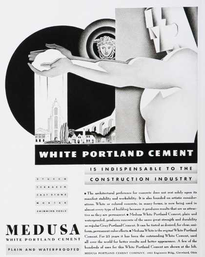 Vintage Industry Ads Of The 1930s