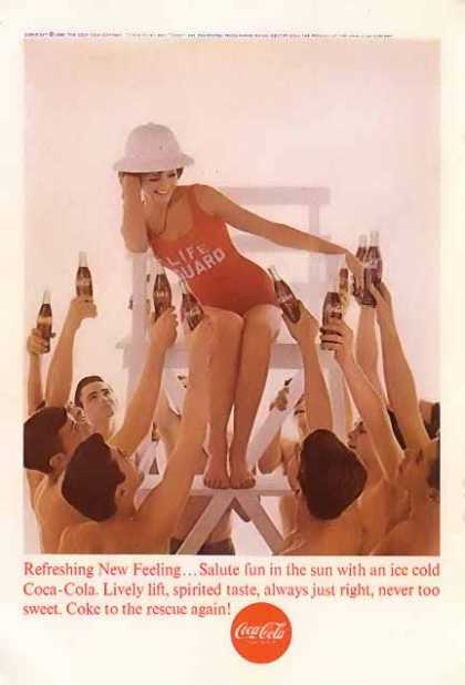 Coke Life Guard (1963)