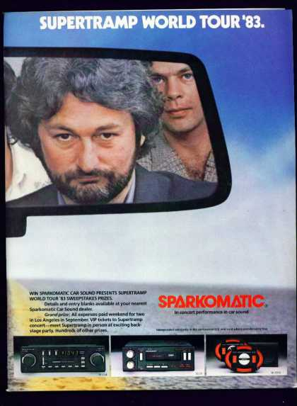 Supertramp In Sparkomati