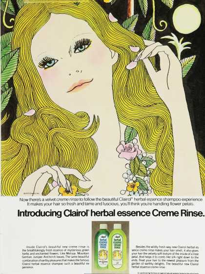 Clairol Herbal Essence Creme Rinse