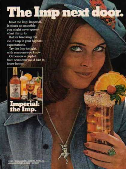 Imperial Whiskey – The Imp next door (1975)