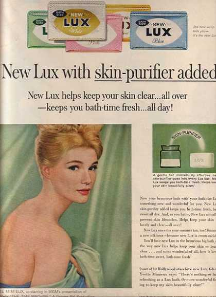 Lux's Bath Soap (1960)