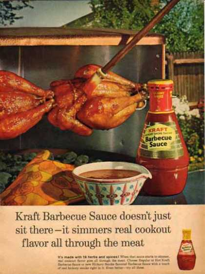 Kraft Barbecue Sauce (1965)