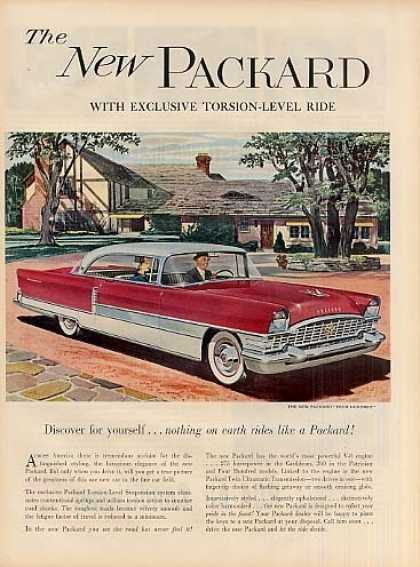 Packard Four Hundred Car (1955)