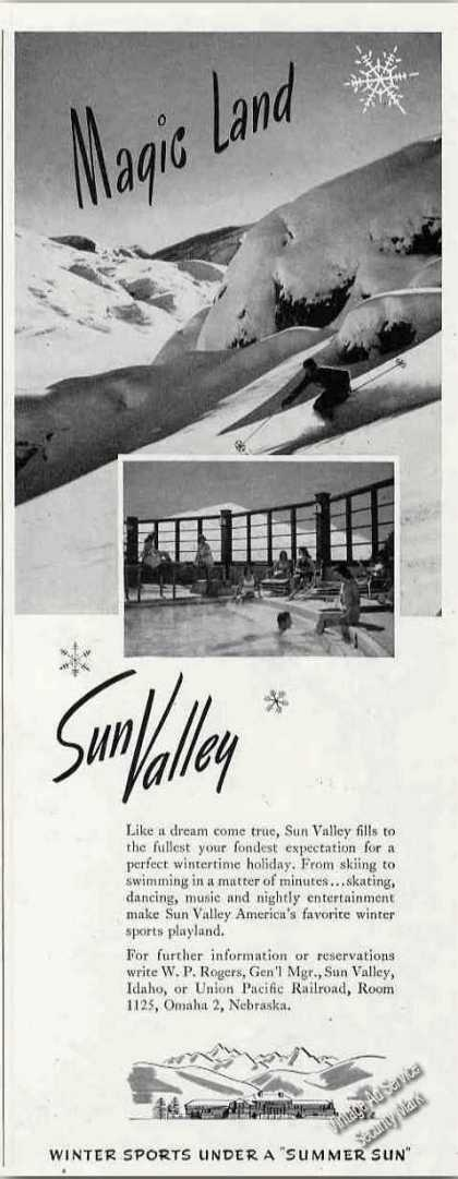 "Sun Valley ""Magic Land"" Travel (1948)"