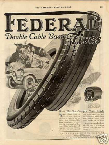 Federal Tires (1920)