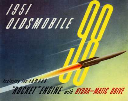 Oldsmobile brochure (1951)