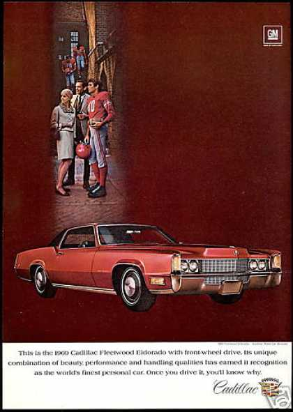 Cadillac Fleetwood Eldorado Car Photo (1969)