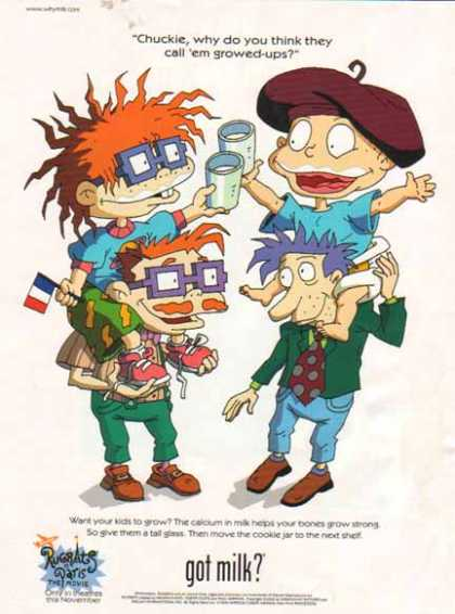 Rugrats in Paris- Got Milk? (2000)