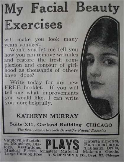 Vintage Beauty And Hygiene Ads Of The 1910s Page 10