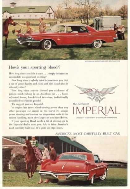 Chrysler Imperial Le Barron 4-Door Southampton (1960)