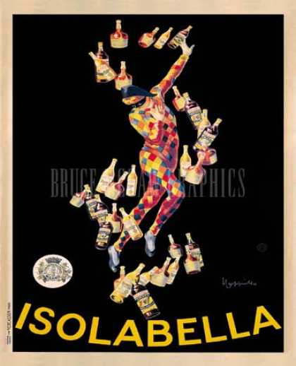 Isolabella by Leonetto Cappiello (1910)