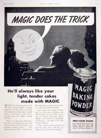 Magic Baking Powder (1939)