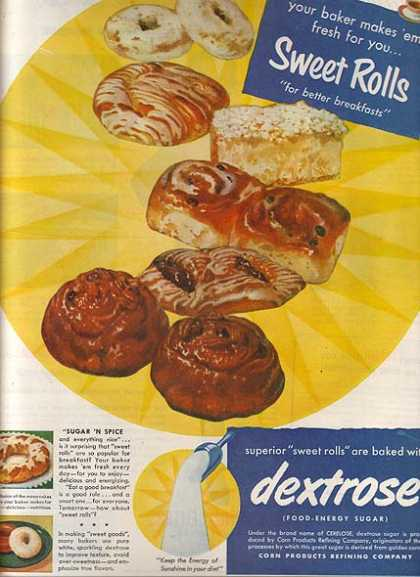 Dextrose's More Sugar was Good (1951)