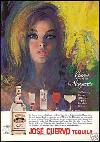 Pretty Woman Jose Cuervo Tequila (1967)