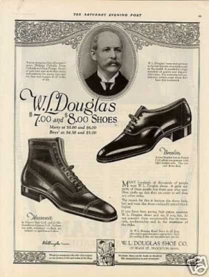 W. L. Douglas Shoes (1923)
