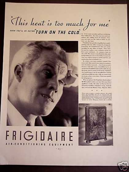 Frigidaire Air Conditioner Heater Combo (1932)