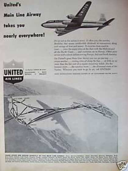 United Airlines (1948)