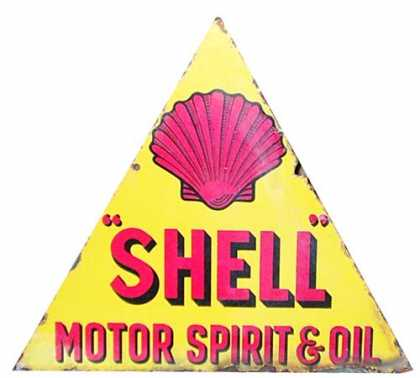 Shell Motor Spirits & Oils