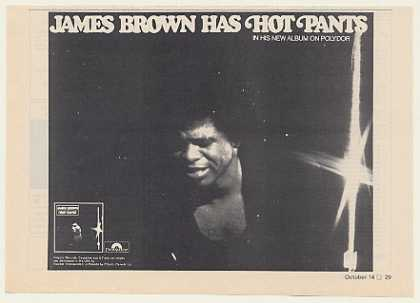 James Brown Hot Pants Polydor Records (1971)