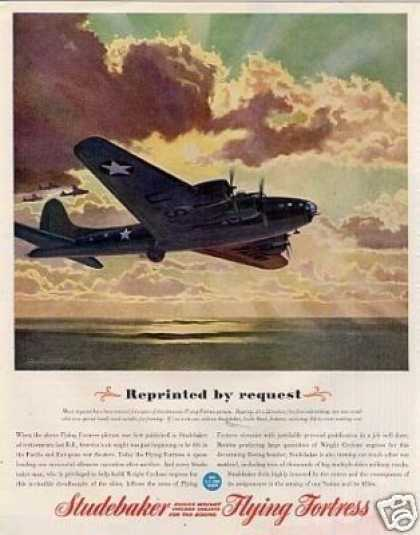 Studebaker Flying Fortress (1943)